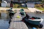 Причал для лодок у Вадима в Бармино