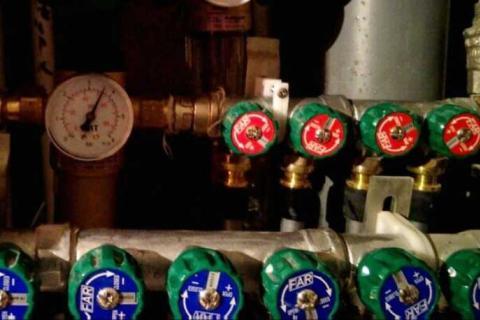 Монтаж водоснабжения от 15000 р