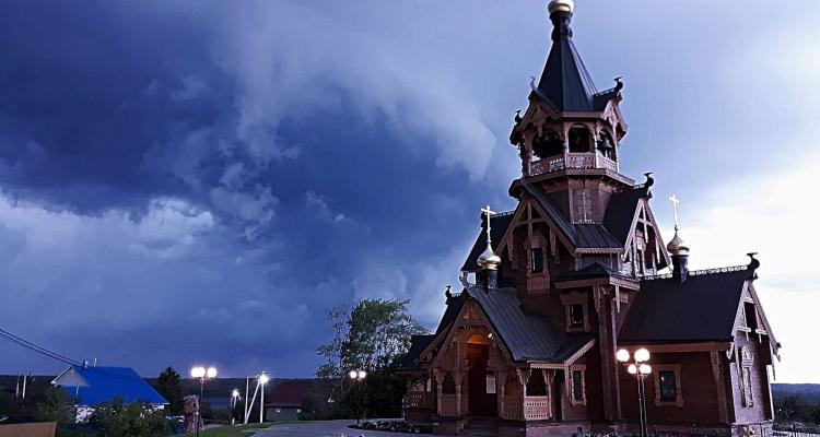 Барминская церковь