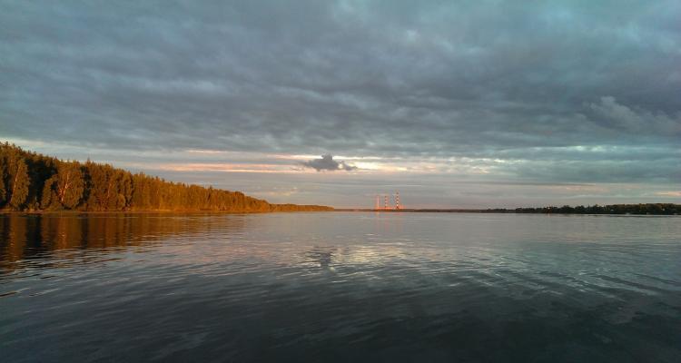Волгореченская ГЭС
