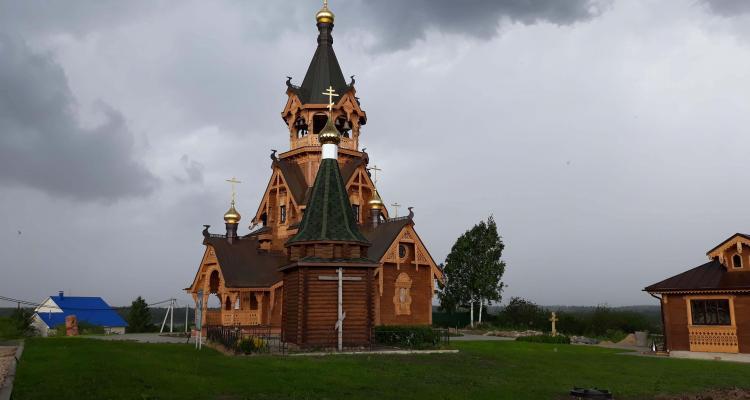 Барминская святыня