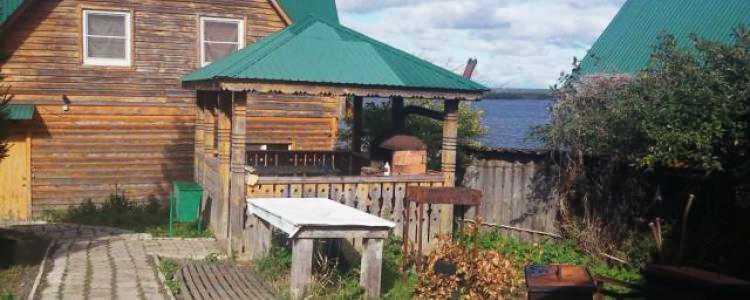 Рыболовная база в Бармино у Вадима